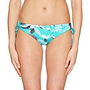 NWT Seafolly Tropical Vacay Looptie Hipster Sz 4